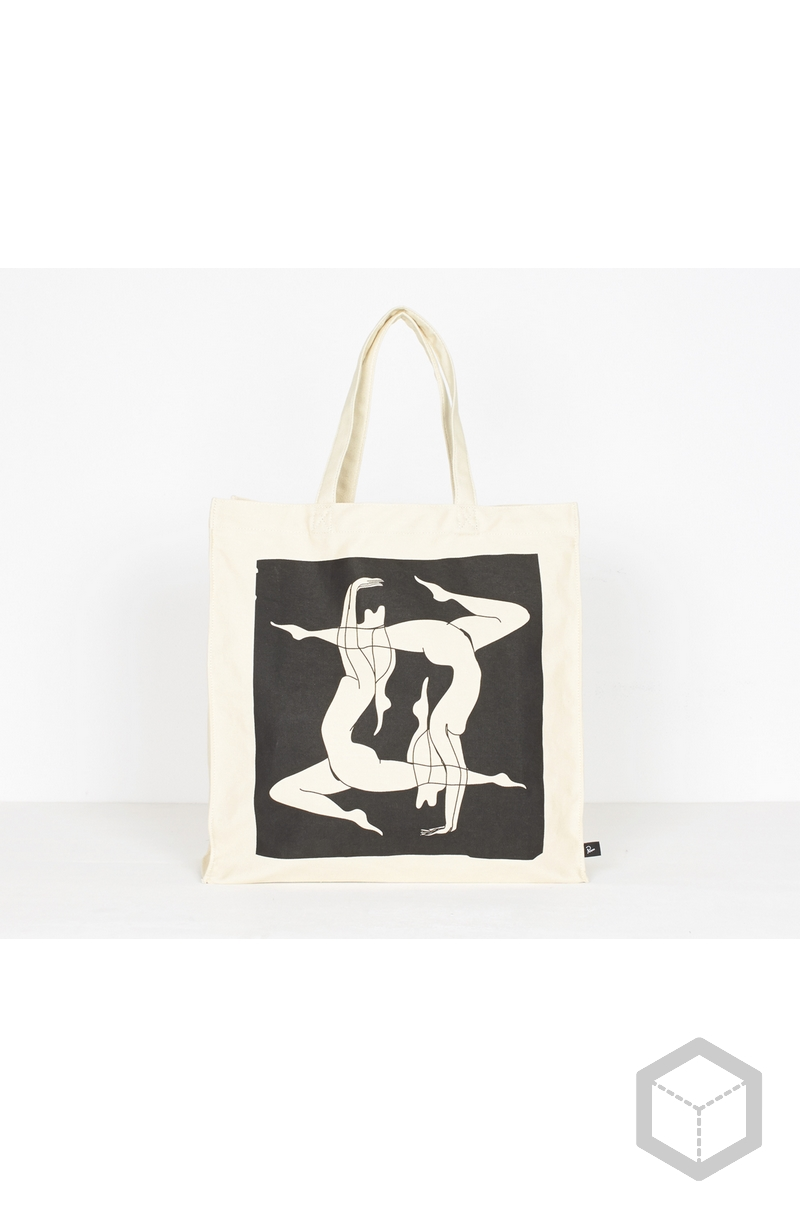 By Parra Tote Bag Explaining