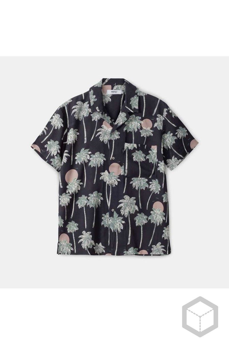 WeSC Nevin S/S Hawaii