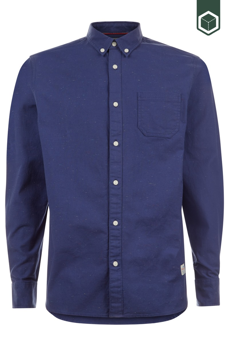 Penfield Delano Flecked Shirt