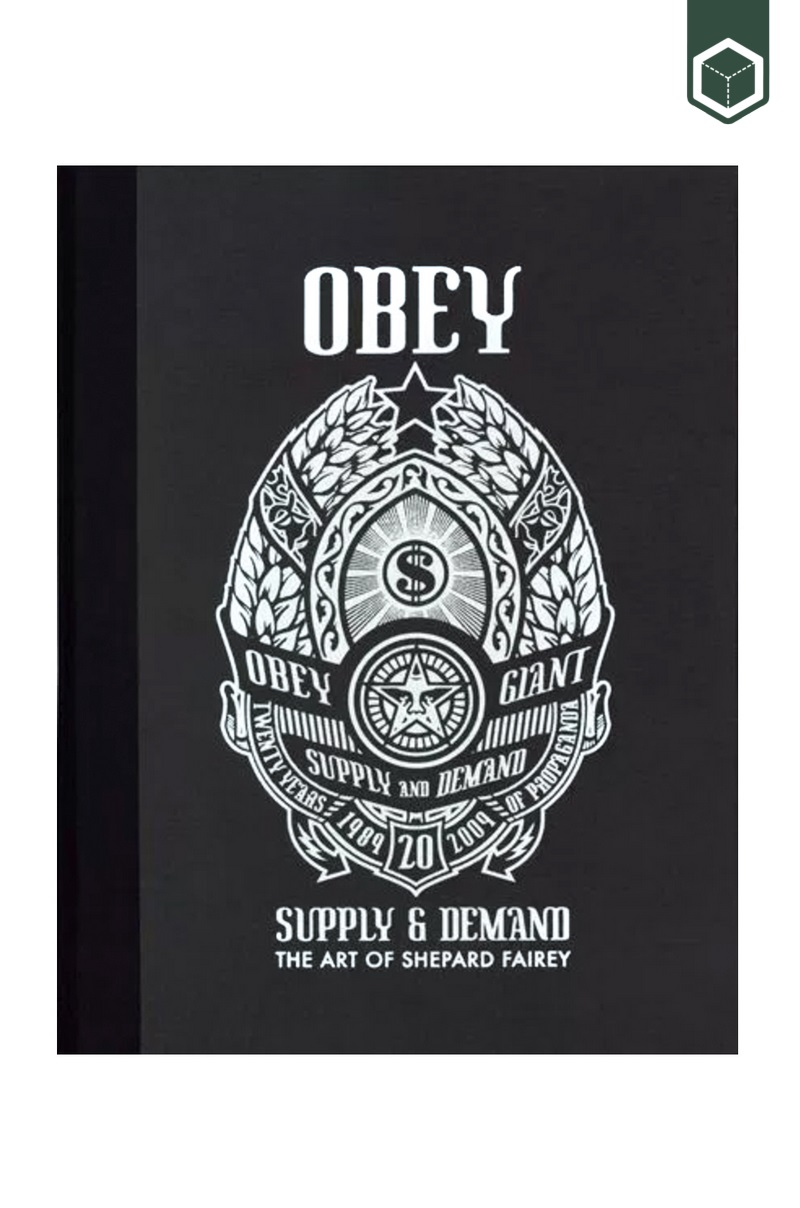 Obey Supply & Demand Book