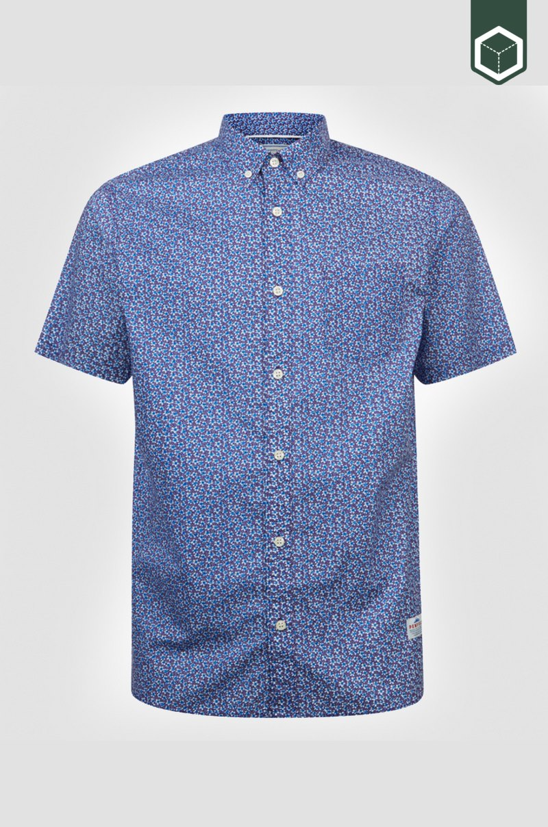 Penfield Avoca Floral Shirt