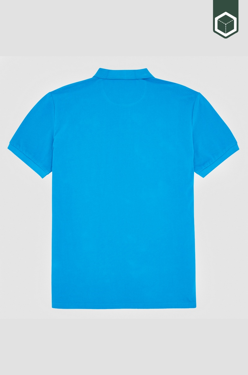 Penfield Norco Polo Top Vivid Blue