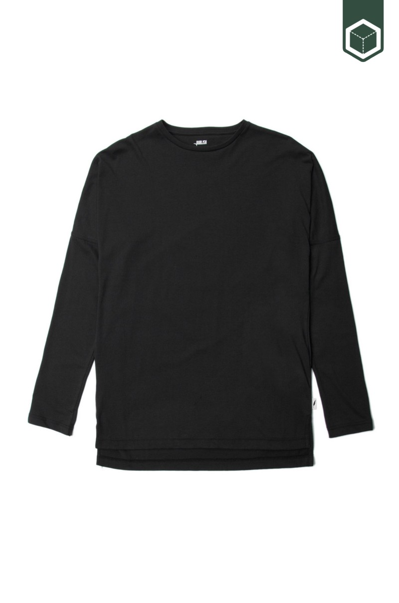 Publish L/S Droped Shoulder Tee