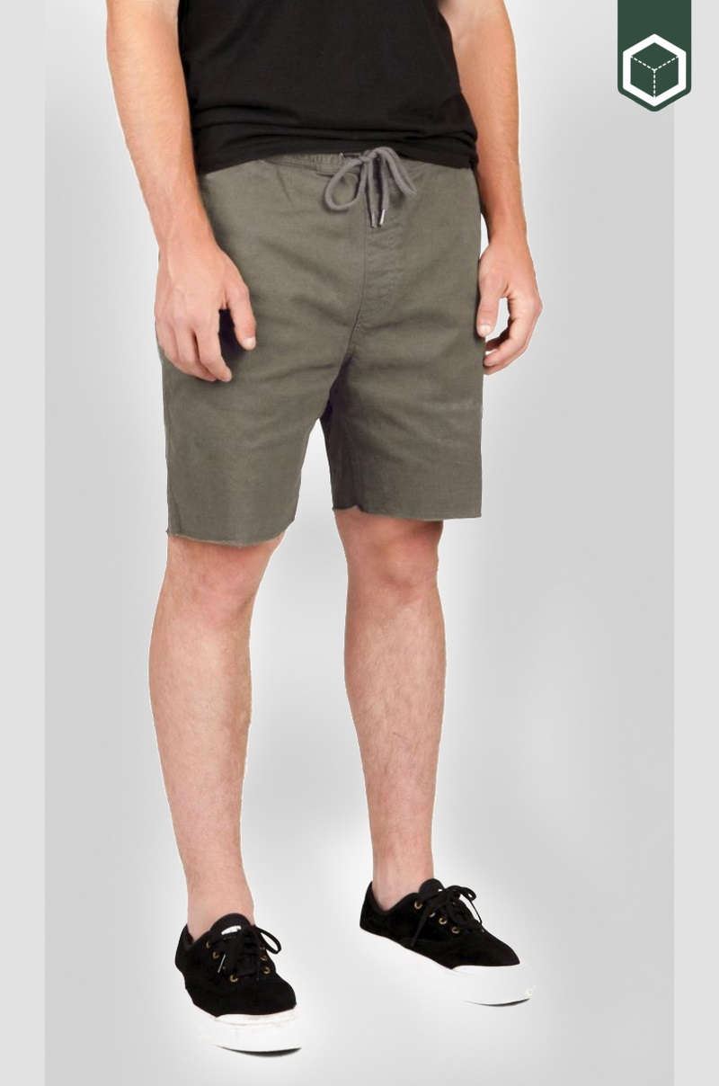 Brixton Madrid Drawstring Short