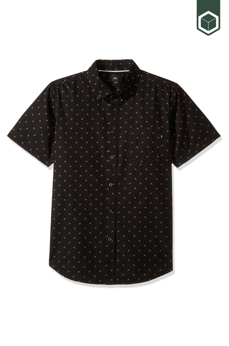 Obey Paradise Point Woven
