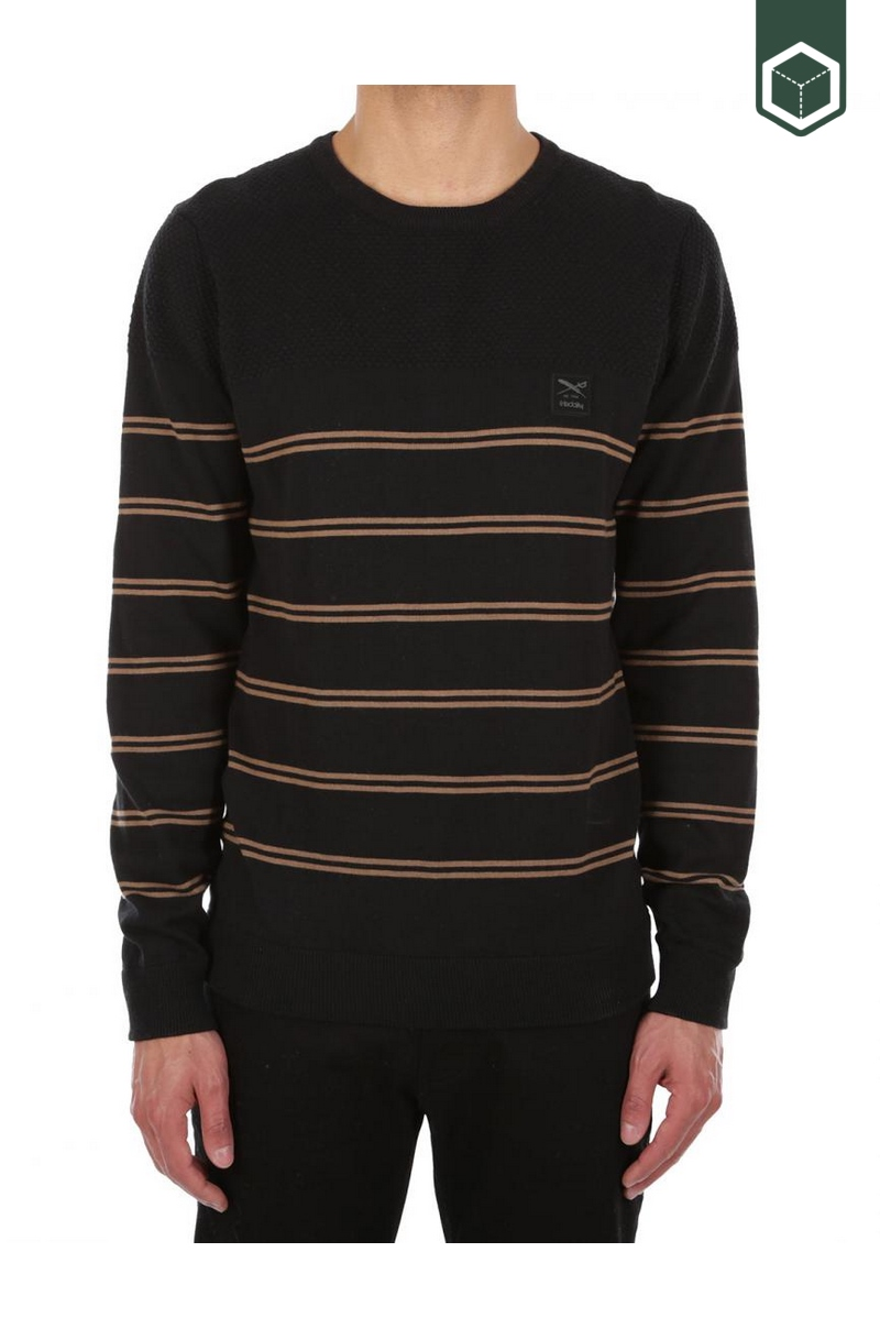 Iriedaily Striped Seed Knit