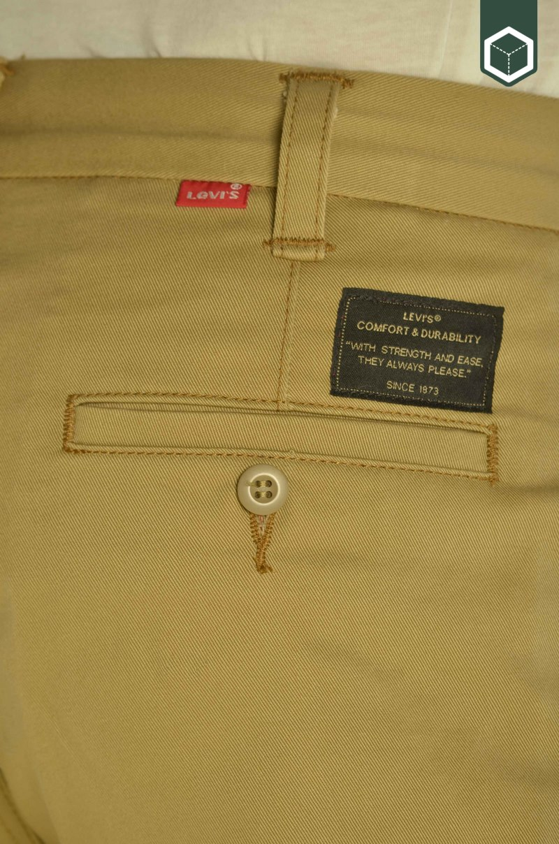 Levi's Work Pant Harvest Gold
