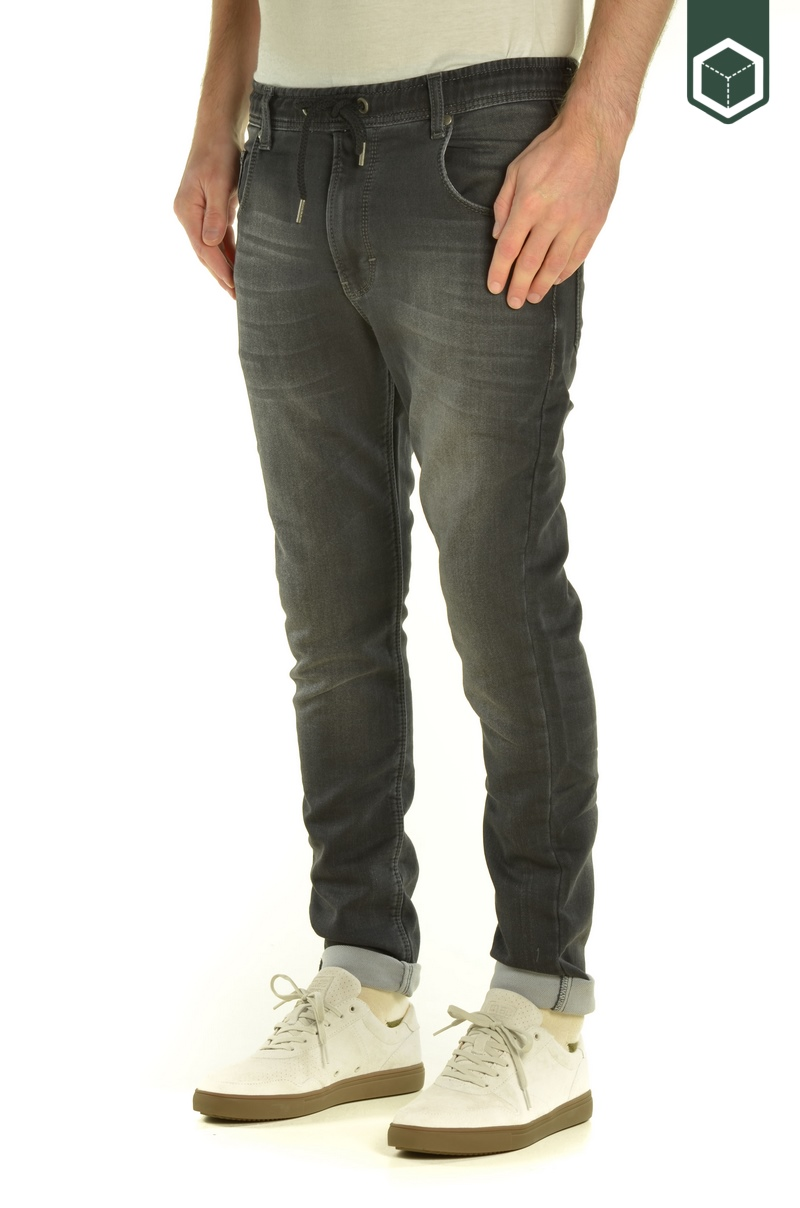 Reell Jogger Jeans Black Washed