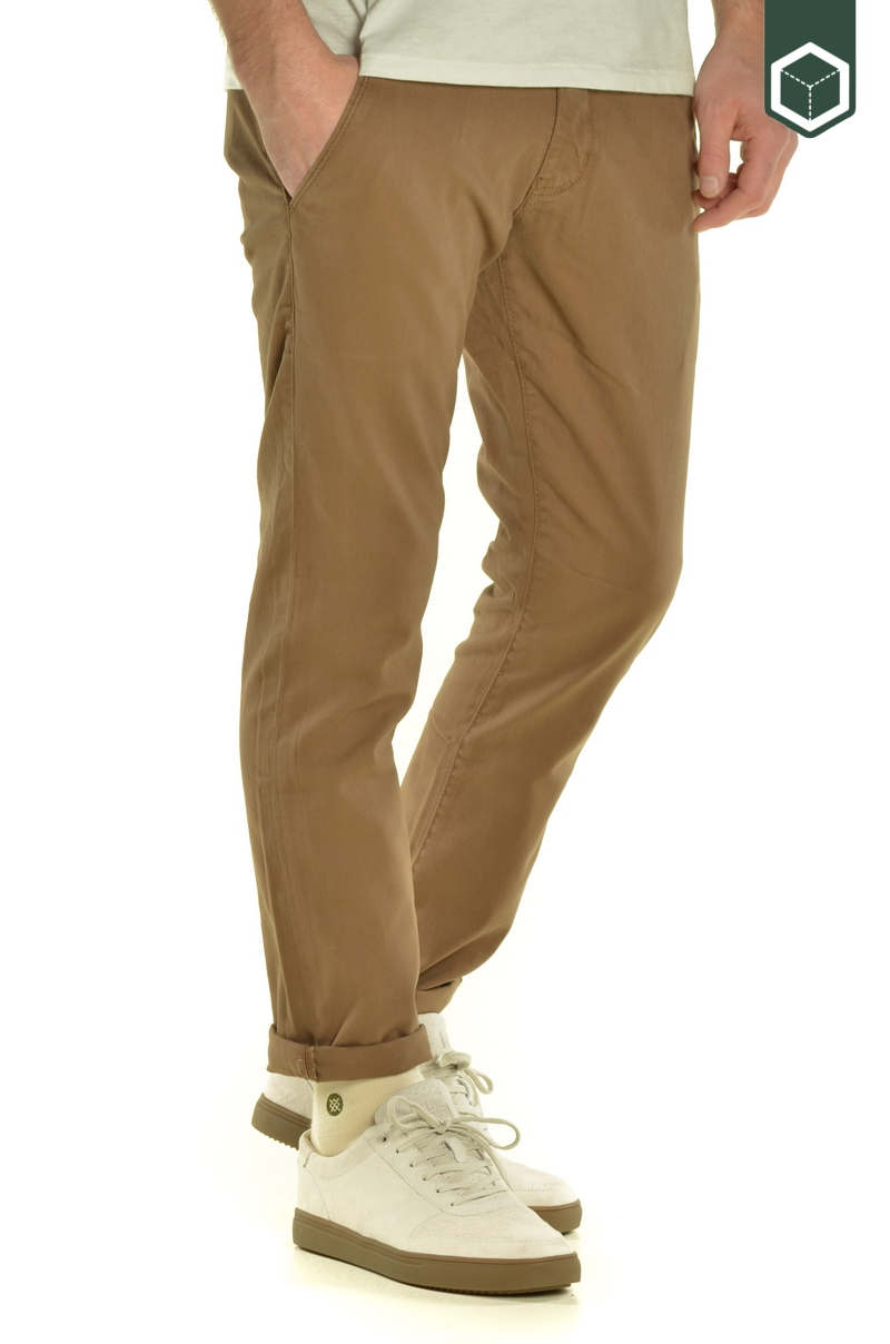 Reell Flex Tapered Chino Brown
