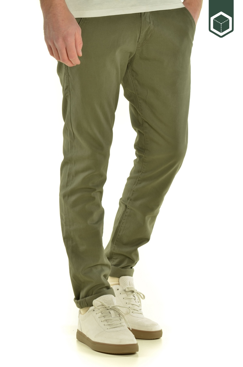 Reell Flex Tapered Chino Olive