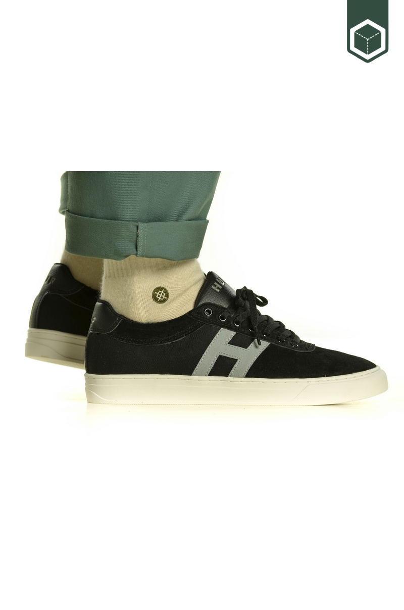 Huf Soto Black/Grey