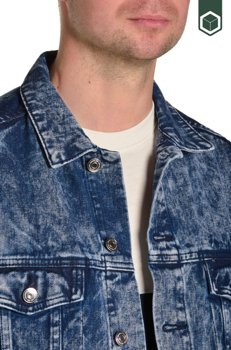 WEARECPH Dakota Jacket 1860 Blue Acid