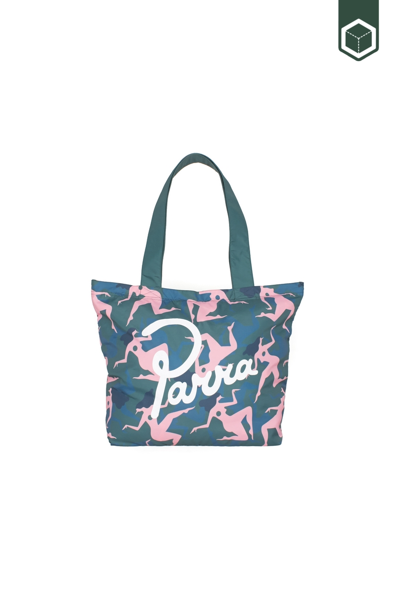 By Parra Tote Bag Musical Chairs