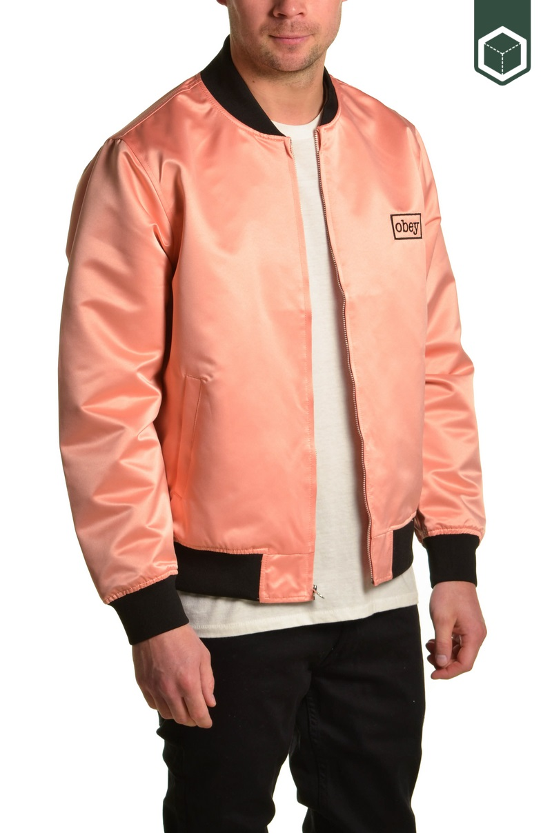 Obey Band Jacket