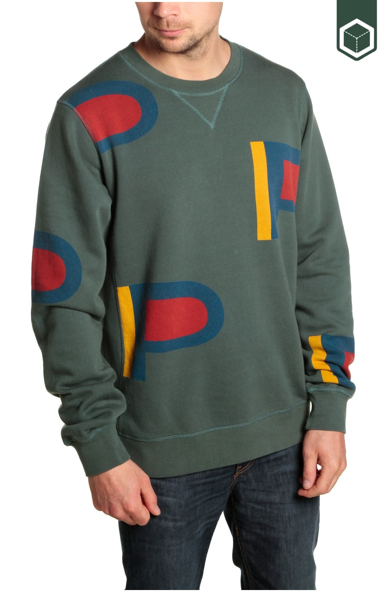 By Parra Crew Neck Colored P