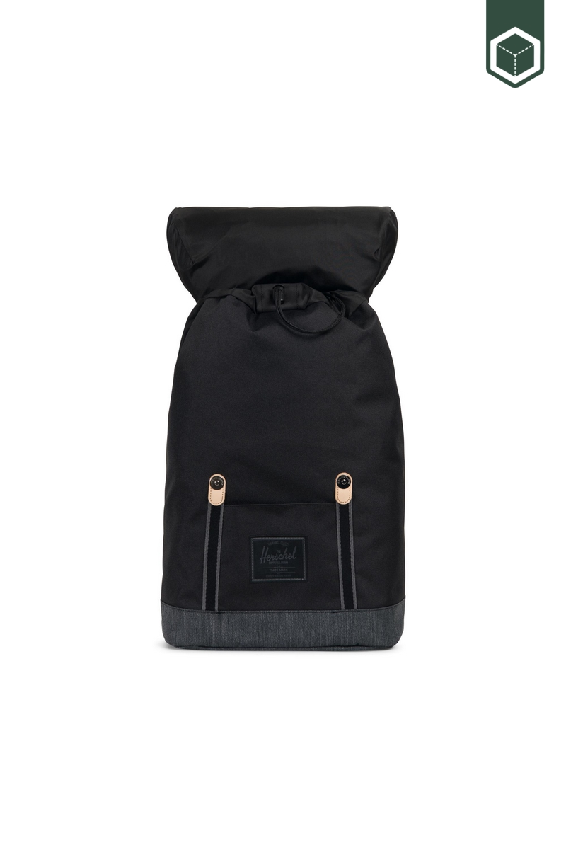 Herschel Offset Retreat Black/Black
