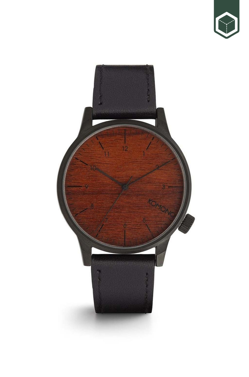 Komono Winston  Black Wood