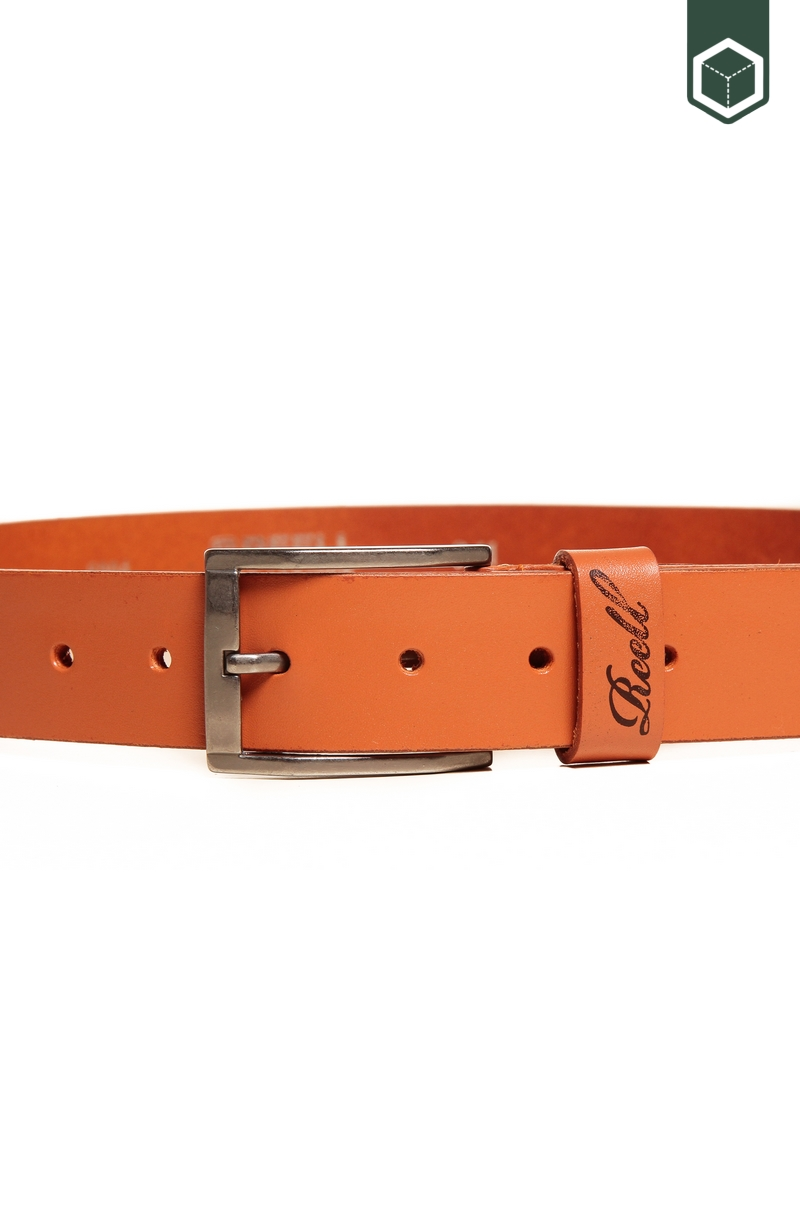 Reell Narrow Belt Hazel Brown