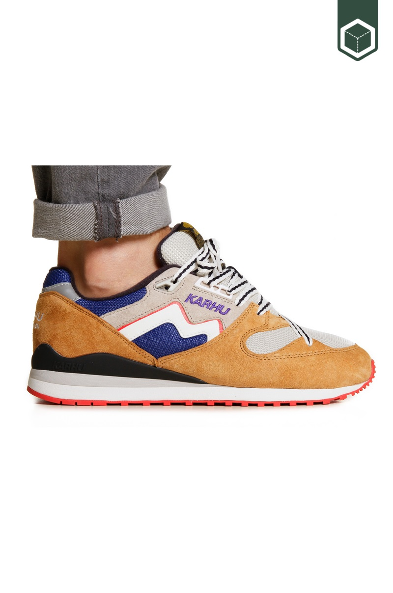 Karhu Synchron Buckthorn Brown/Silver Birch