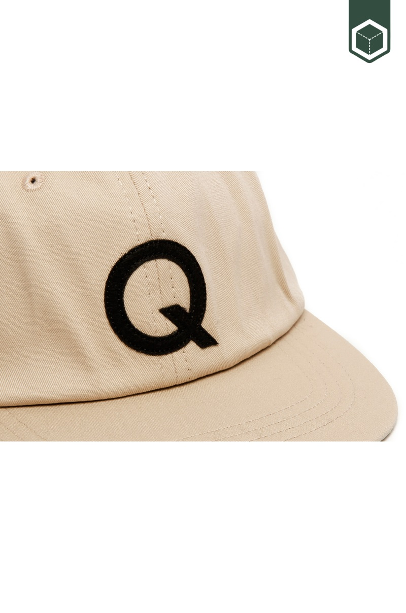 Quiet Life League Polo Hat Tan