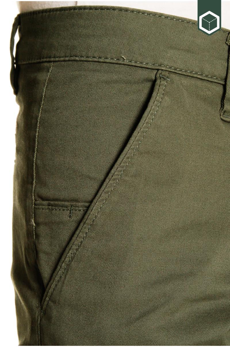 Reell Flex Tapered chino Forest Green