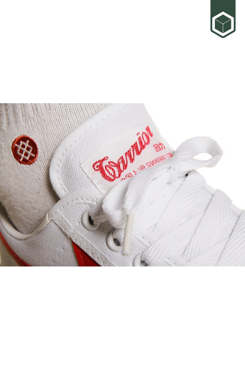 Warrior WB-01  White / Red