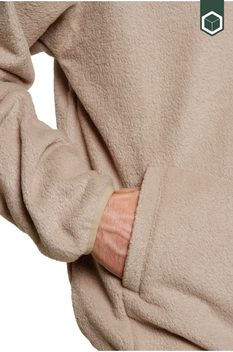 Brixton Higgings Pullover Oatmeal