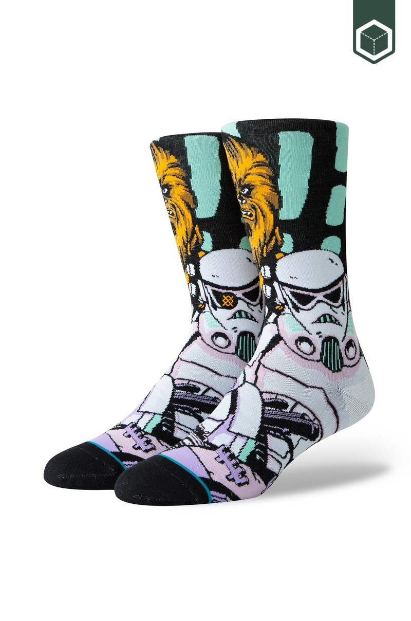 Stance Starwars Warped Chewbacca