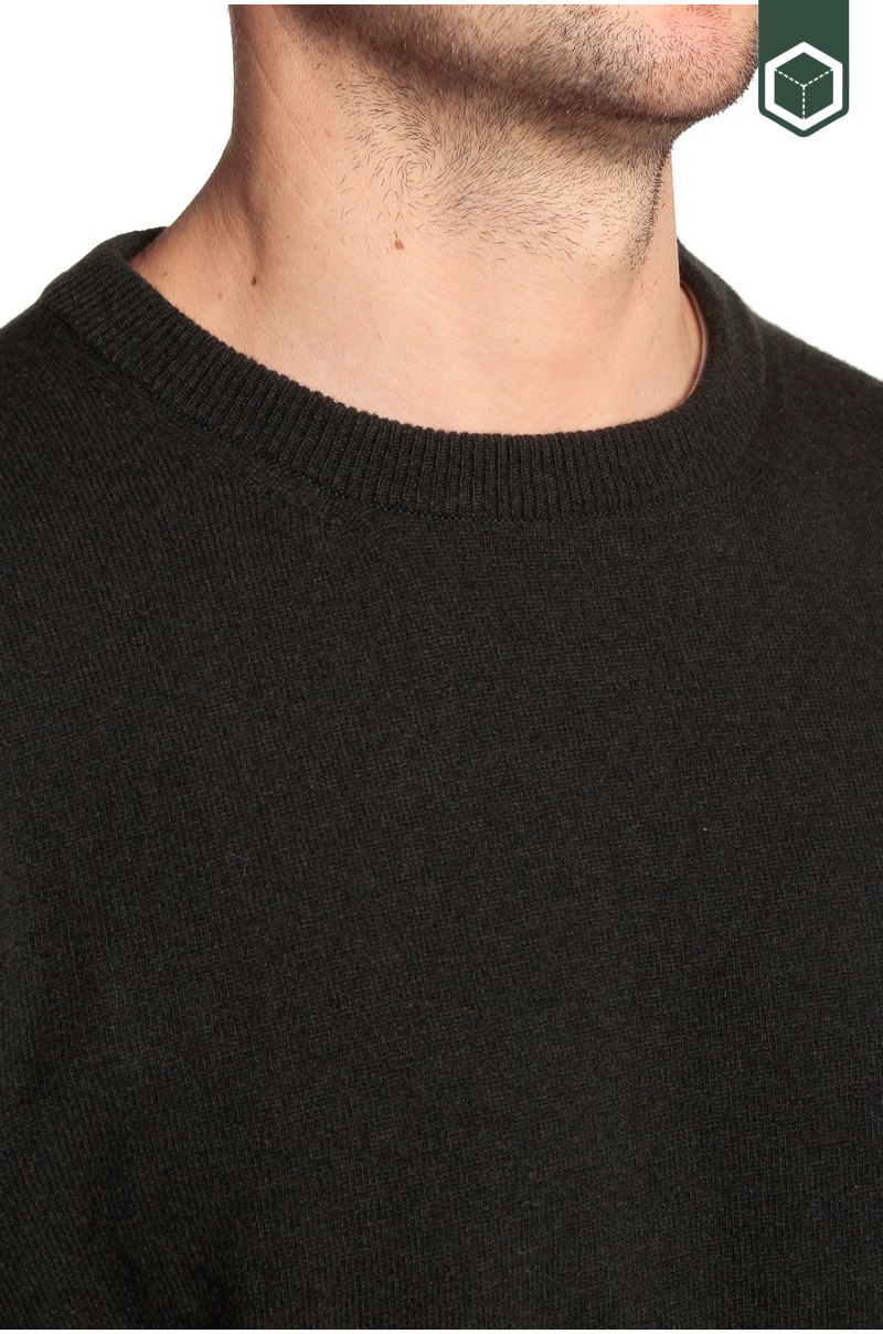 Klitmoller Collective Daniel Knitted Sweater Olive