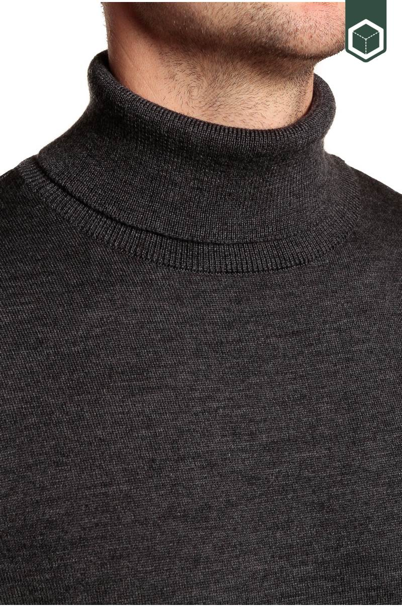 Klitmoller Collective Anders Knitted Anthracite