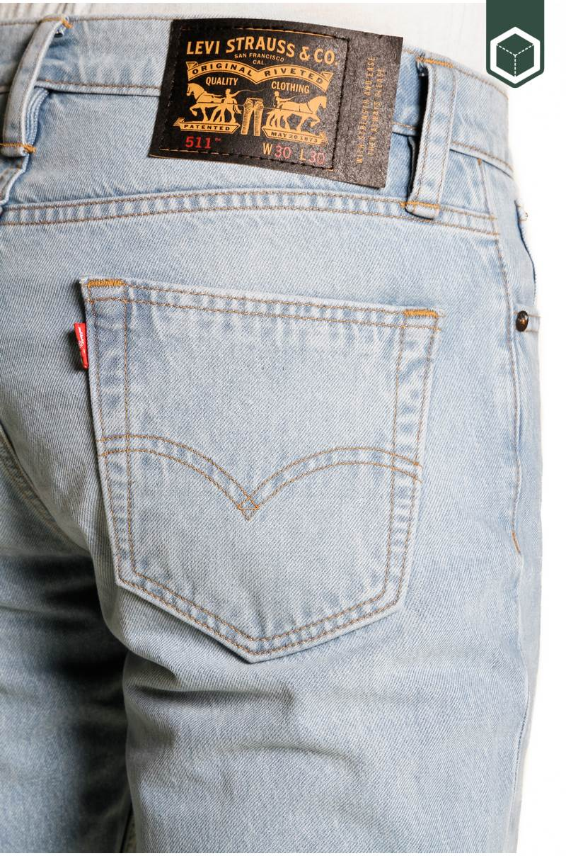 Levi's 511 Slim 5 Pocket Pine