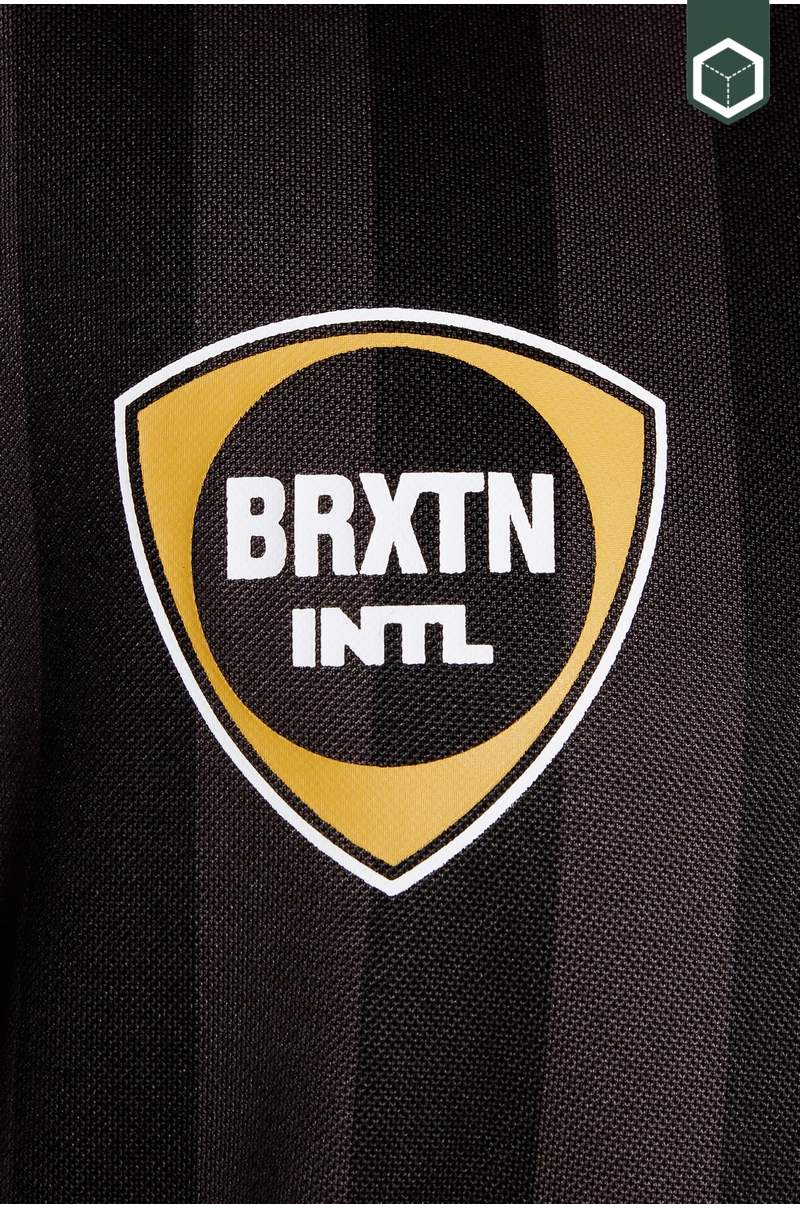 Brixton Aston S/S Knit Black