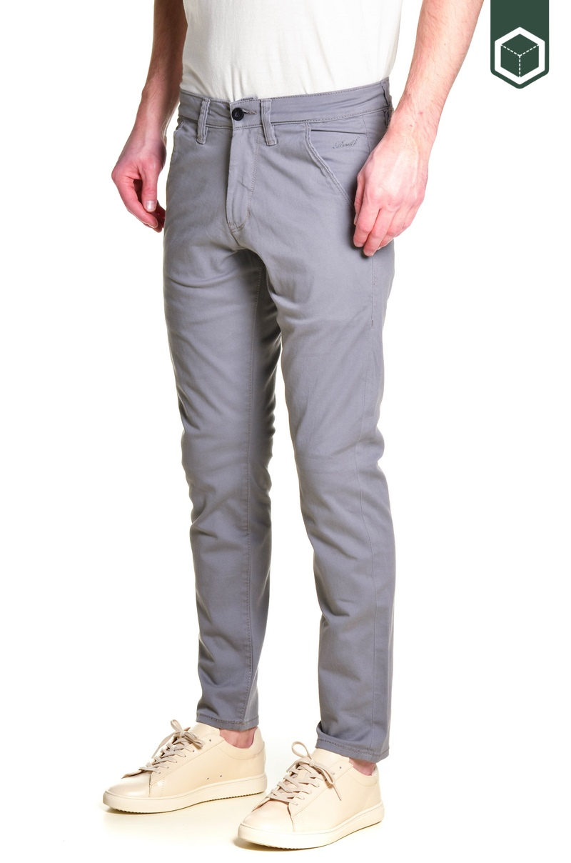 Reell Flex Tapered Chino Grey
