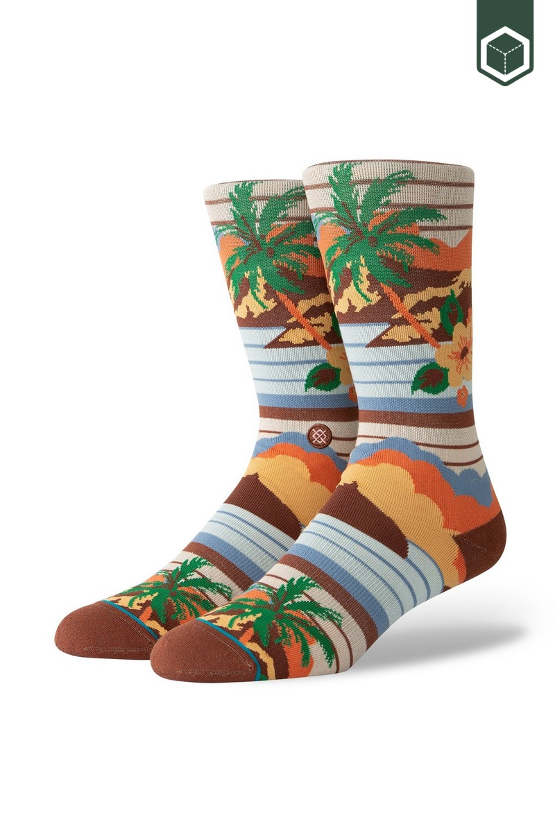 Stance Kekaha Brown