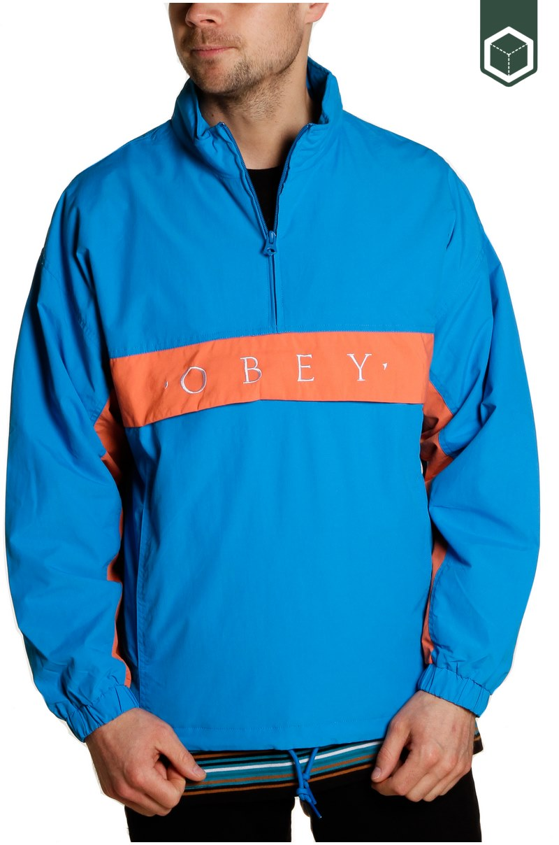 Obey Title Anorak