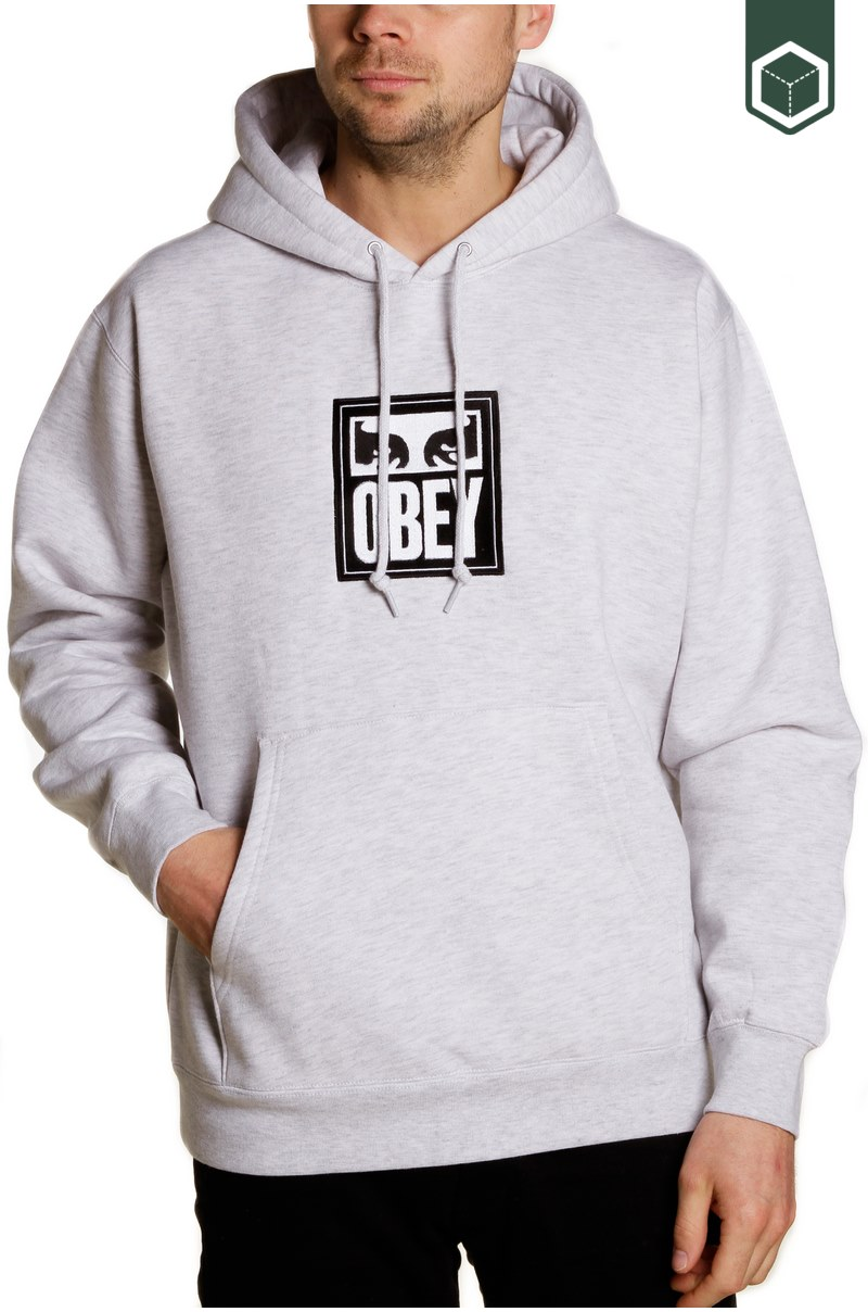 Obey Split Eyes Hood