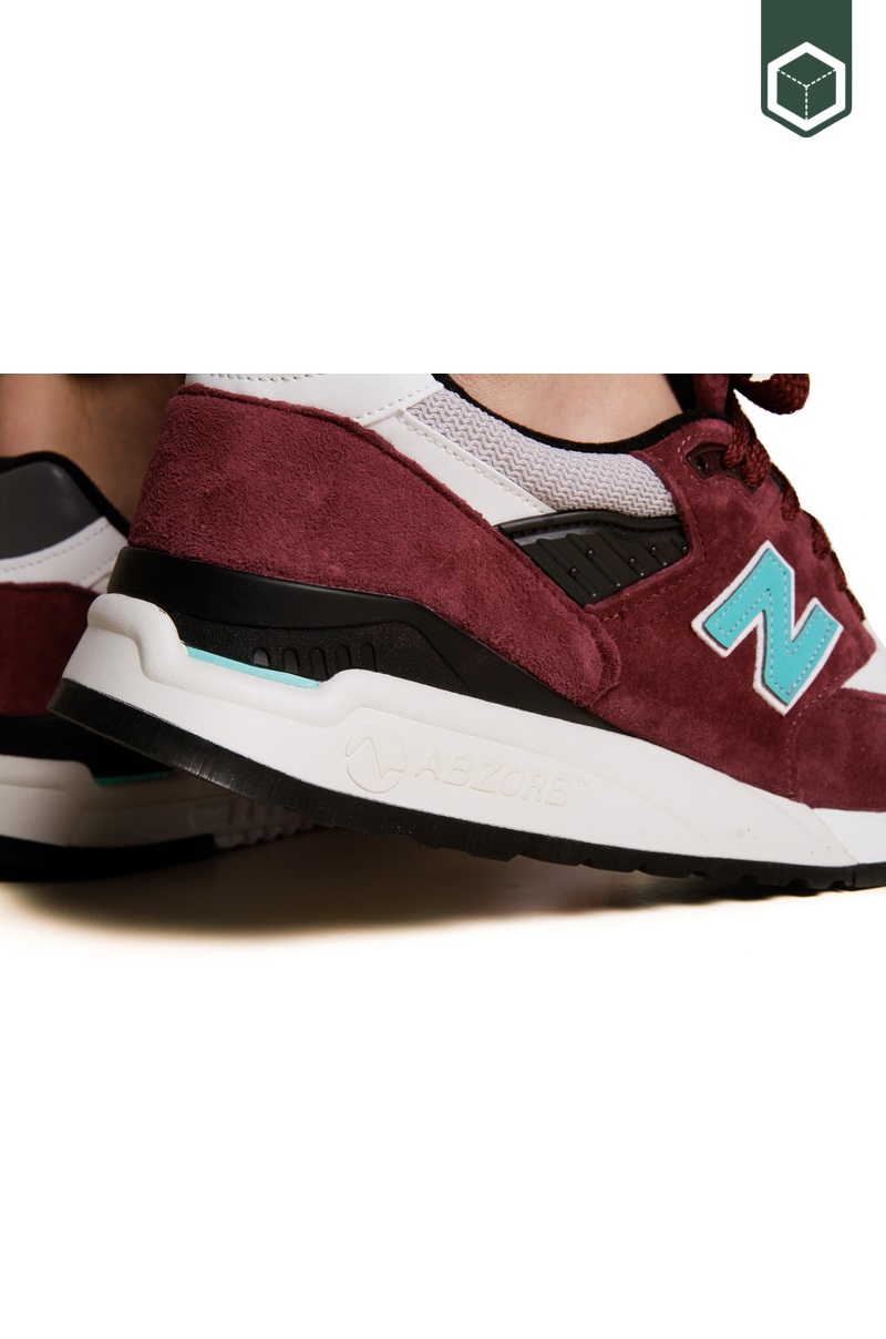 New Balance M998AWC (Made in USA) Burgundy