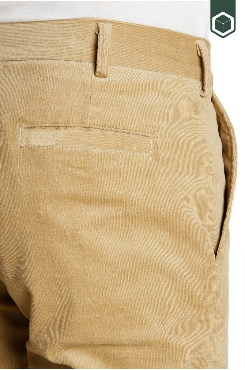 WEARECPH Janzik Pants  Khaki
