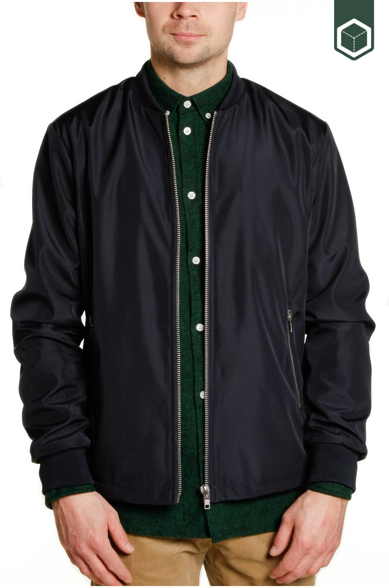 WEARECPH Artem Jacket Navy