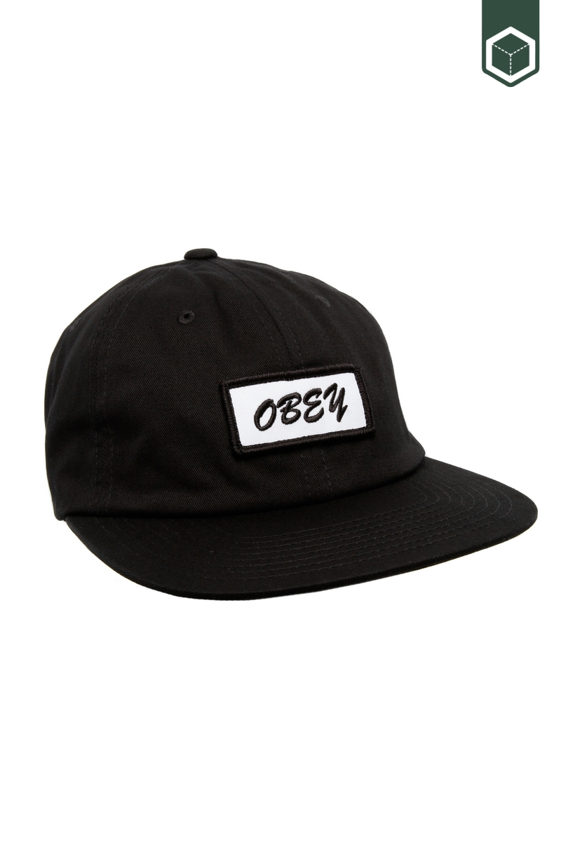 Obey Lovely 6 Panel