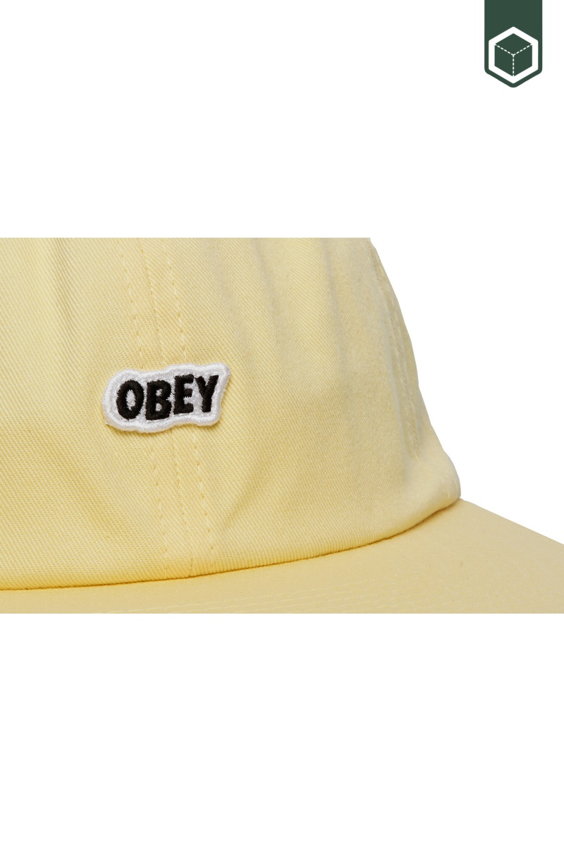 Obey Sleeper Pale Yellow