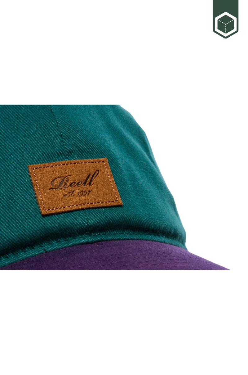 Reell Tone Cap Petrol Blue / Purple