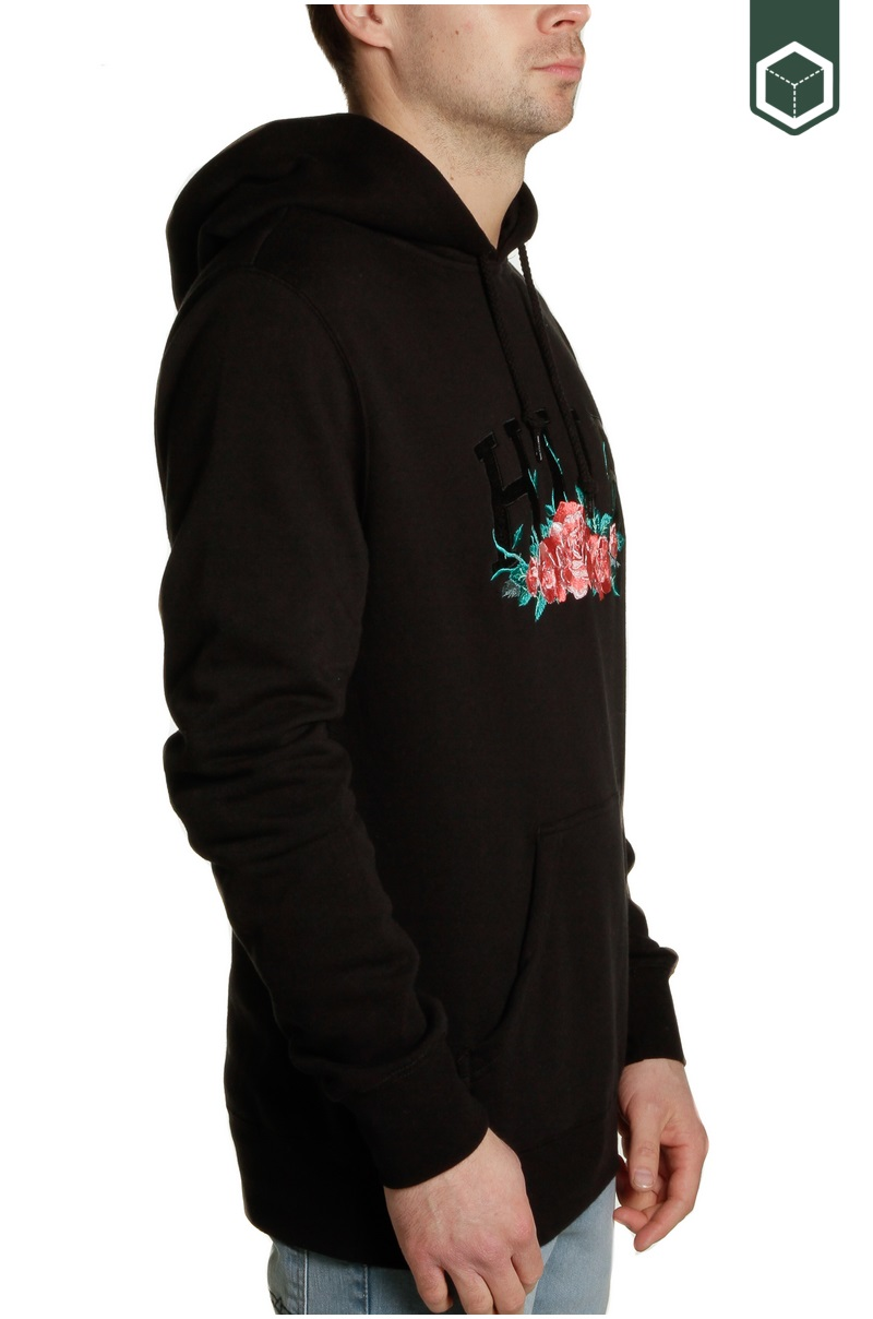 Huf City Roses Black