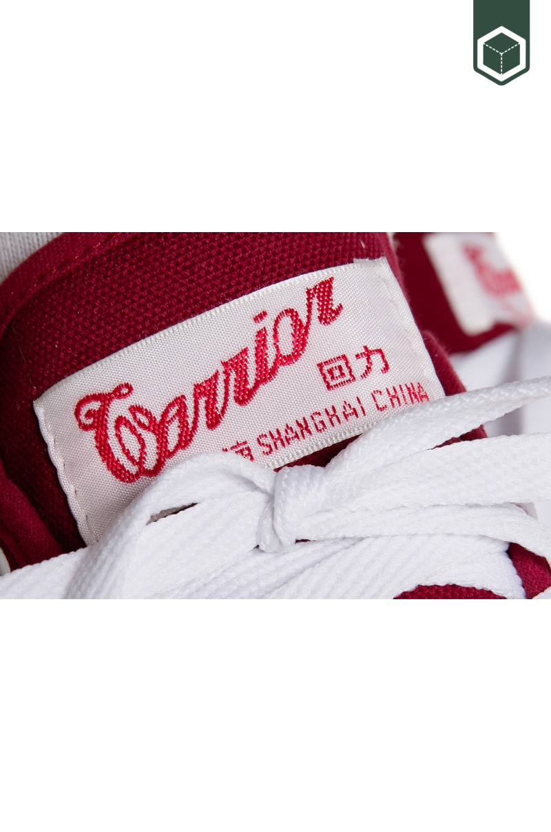 Warrior WB-01 Burgundy