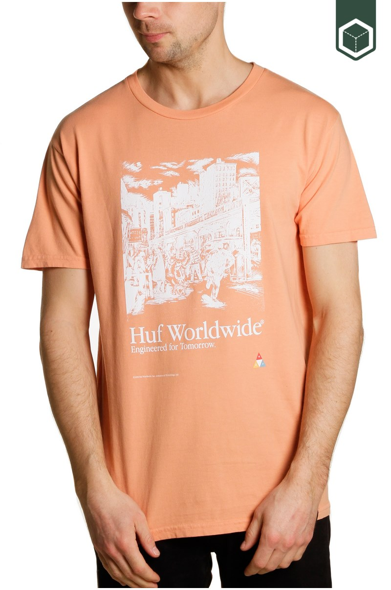 Huf Tomorrow S/S Tee