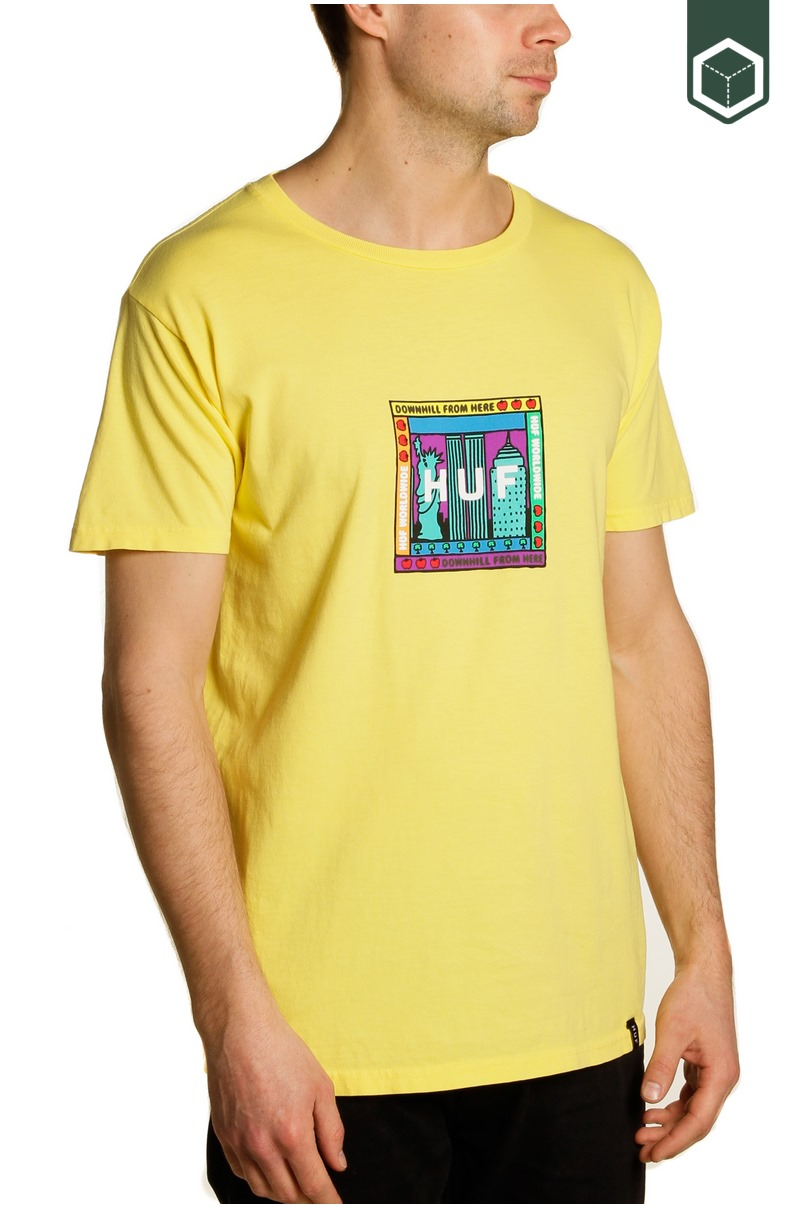 Huf Gift Shop Box Logo