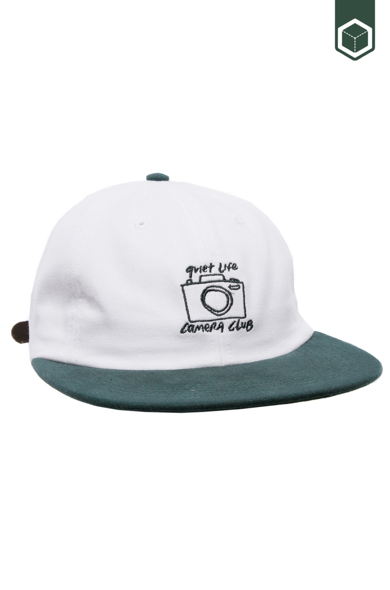 Quiet Life Camera Club Polo Hat