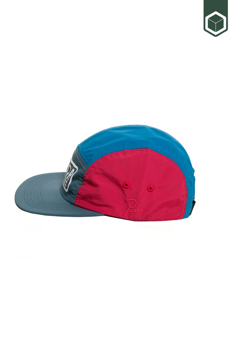 By Parra Volley Hat Labyrinth Logo Multi