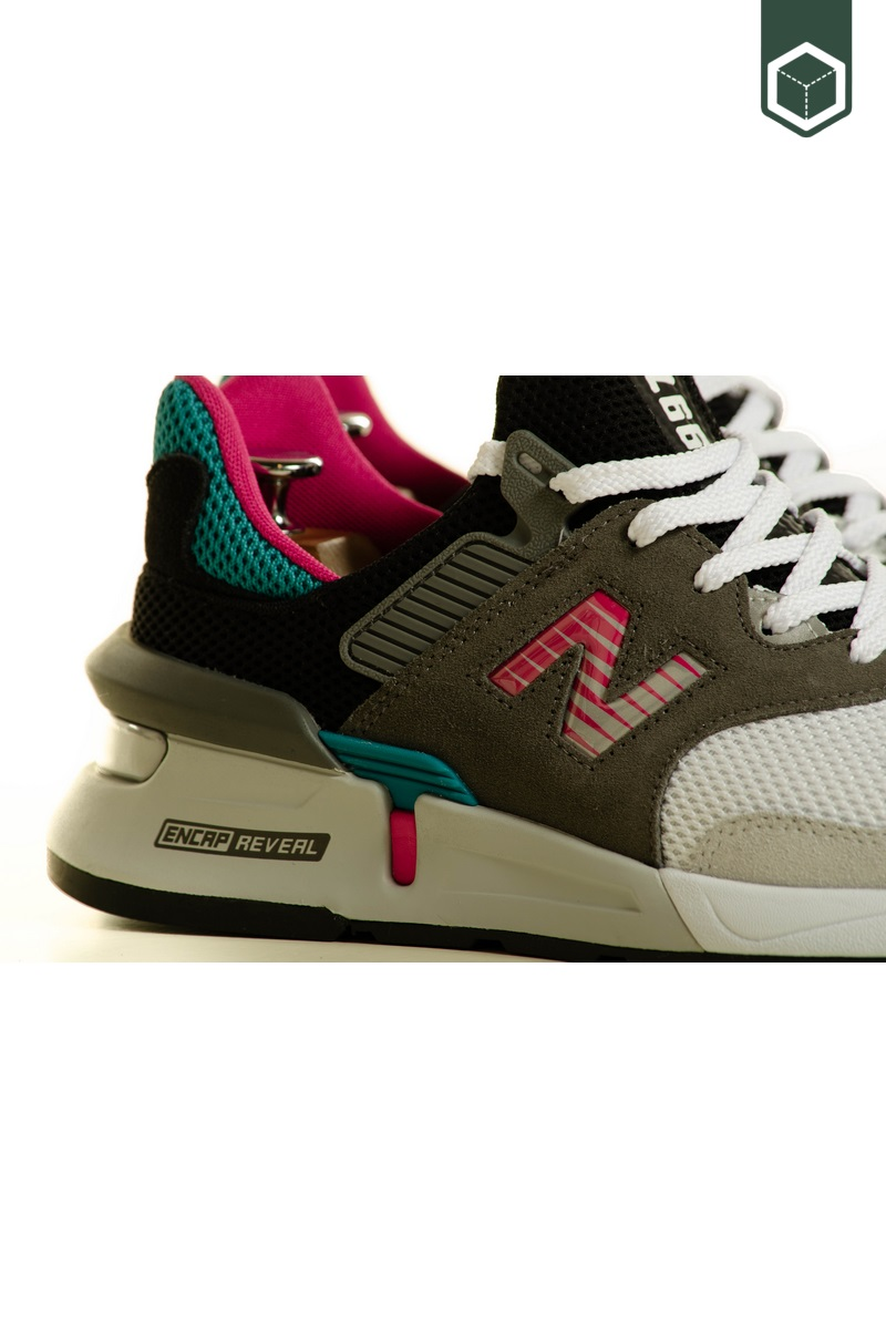 New Balance MS997JCF Green/Purple/Grey