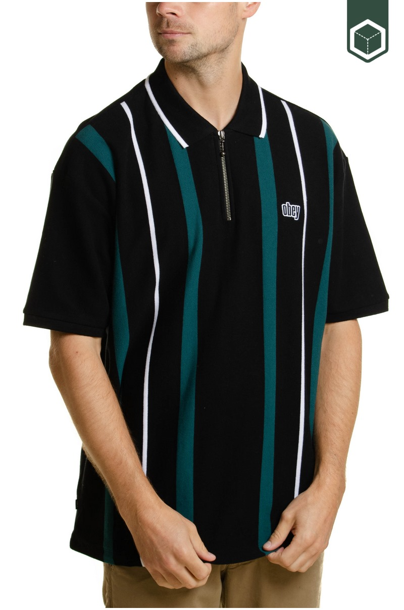Obey Chunk Classic Polo SS